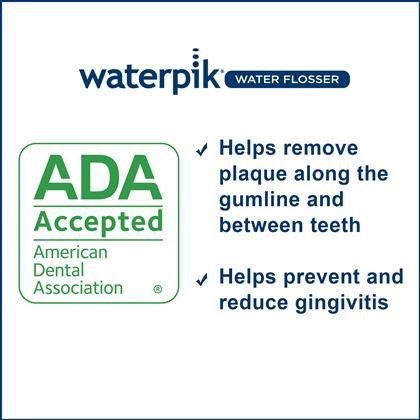 This Product is approved by the American Dental Association (ADA)