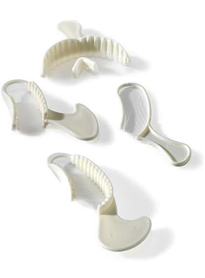 Sani-Trays® Dual Arch Impression Trays