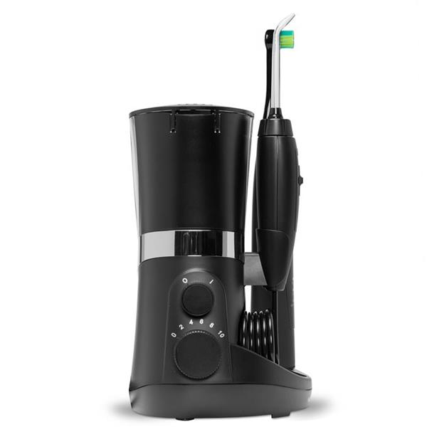Sideview - Black Complete Care 5.5, Toothbrush, & Tip