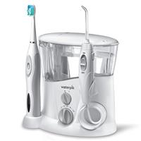Waterpik Ortho Care - White & Chrome Water Flosser Toothbrush