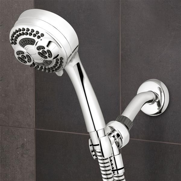 Wall Mounted NTT-653E Hand Held Shower Head