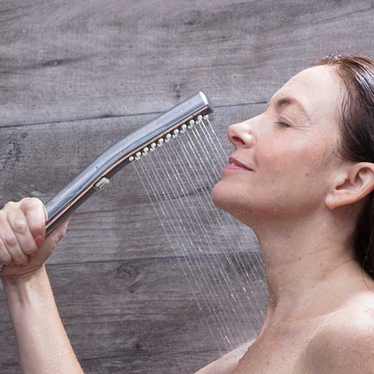 Shower Wand Spa System